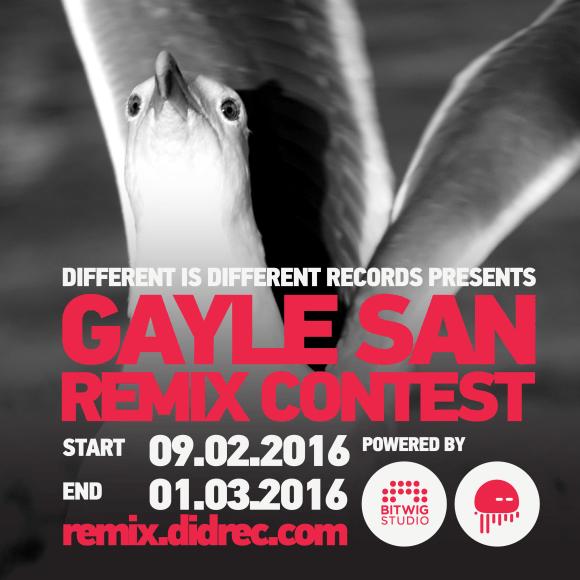 Gayle San Remix Contest