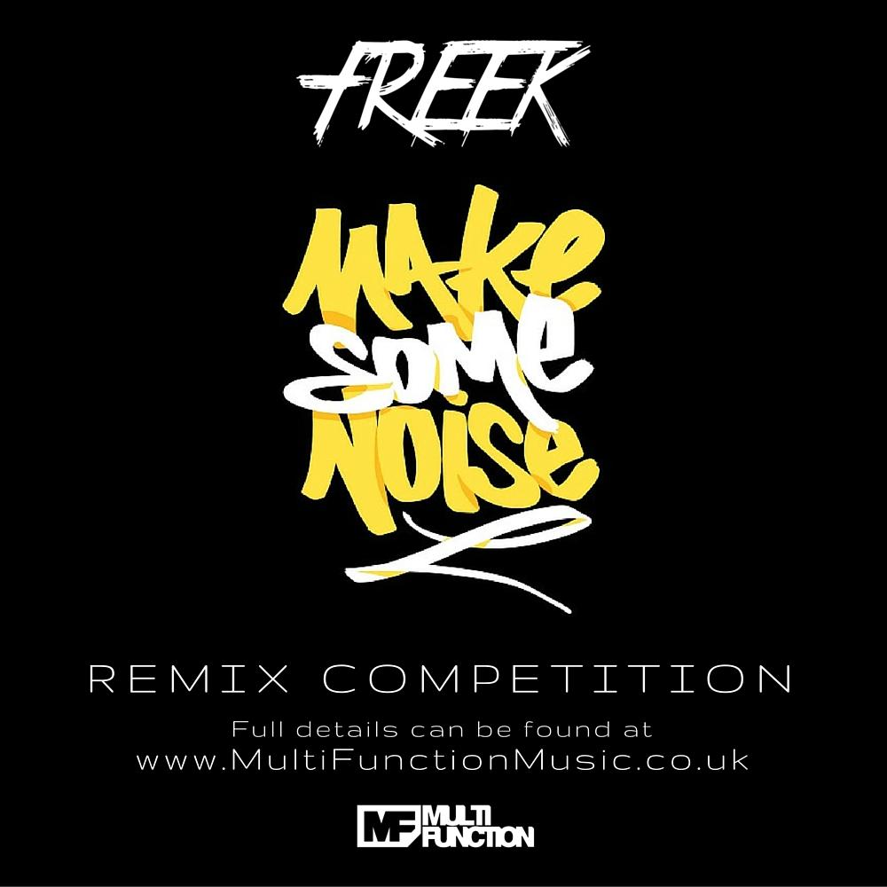 Freek – Make Some Noise