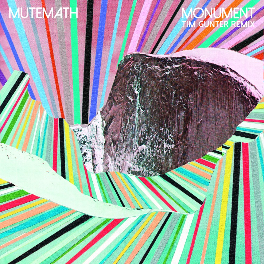 MUTEMATH's 'Monument' Remix Contest