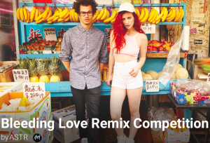 Remix Contest; ASTR - Bleeding Love