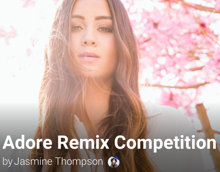 Adore Remix Competition