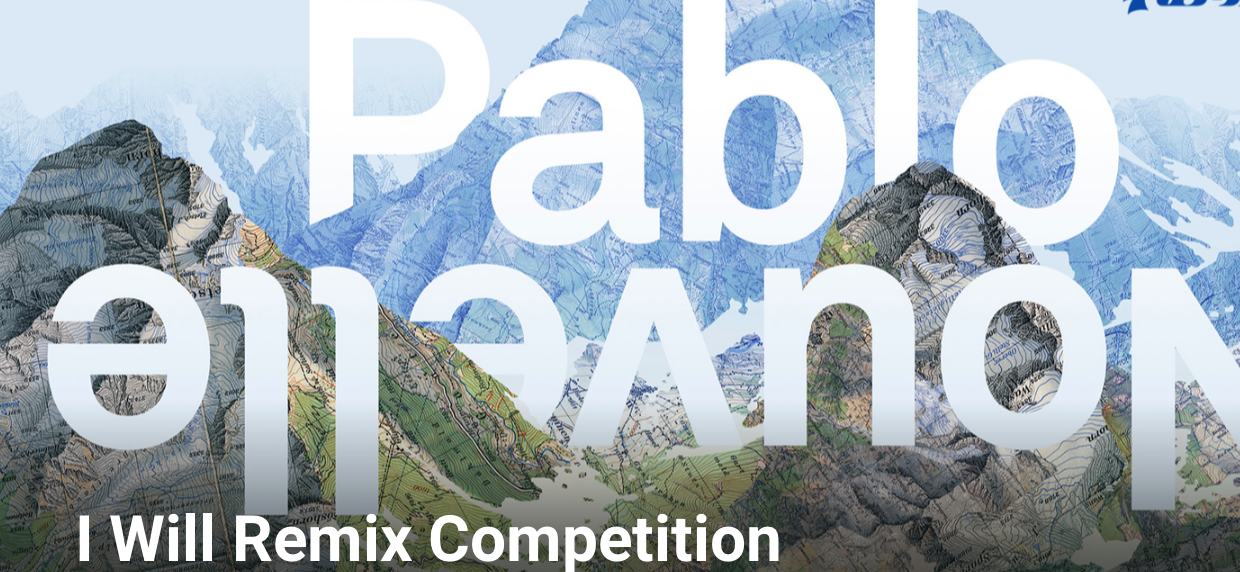 I Will Remix Competition