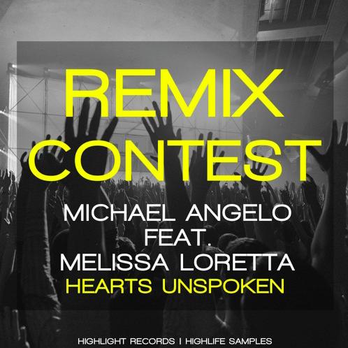 Remix Contest; Hearts Unspoken
