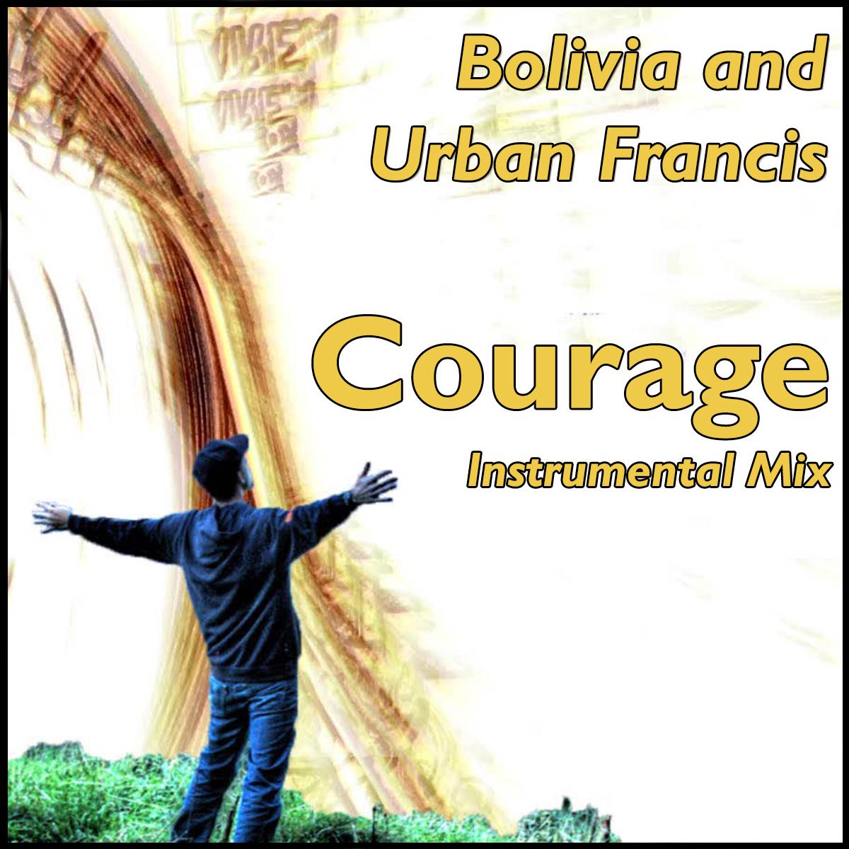 """Remix Contest: """"Courage"""""""