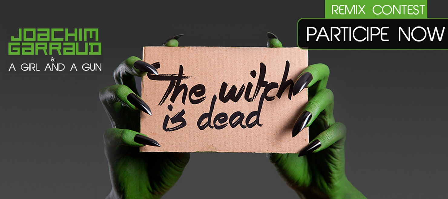 Joachim Garraud - The Witch is Dead