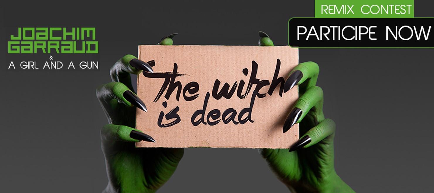 Joachim Garraud - The Witch is Dead