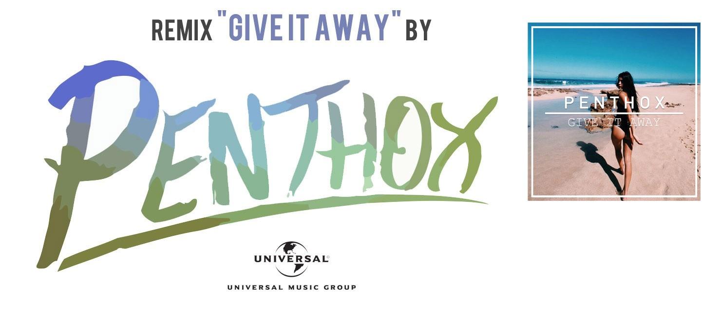 Remix Penthox - Give it Away