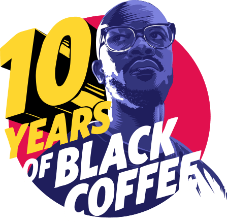Calling all Producers; BLACK COFFEE'S - 'MUSIC IS THE ANSWER'