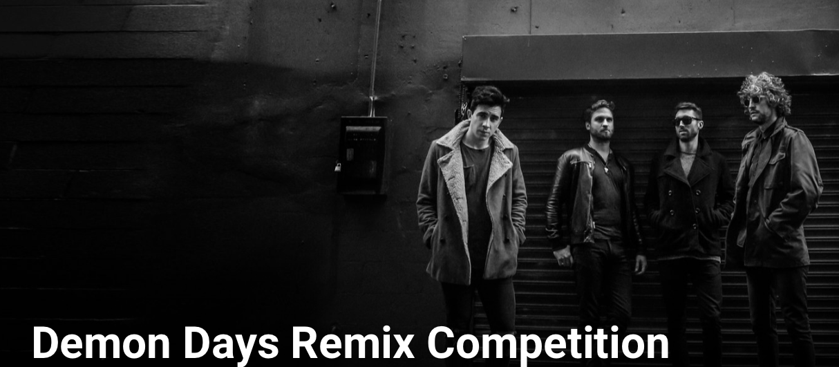 Demon Days Remix Competition