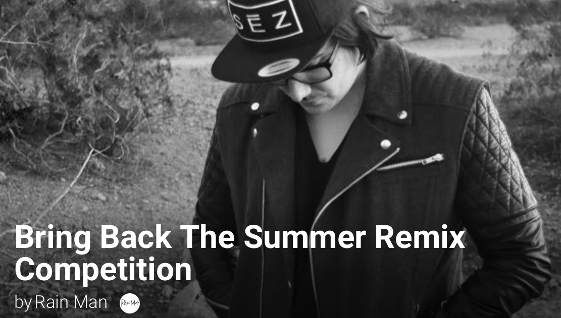 Bring Back the Summer Remix Competition