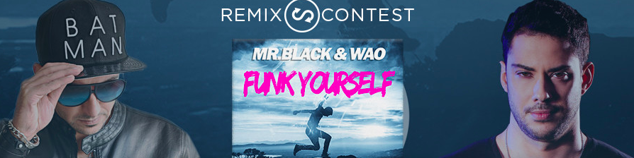 Mr.Black & WAO Remix Contest