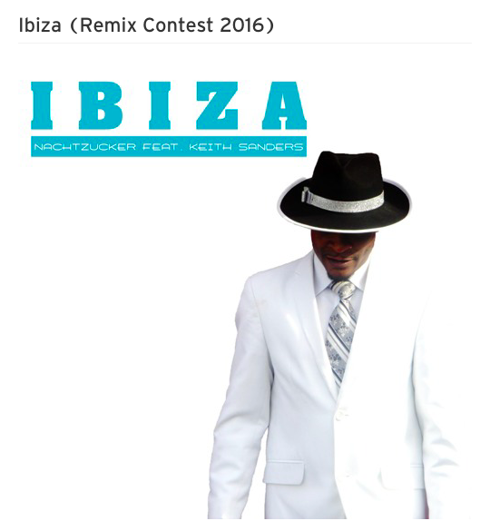 "Remix Contest; ""NACHTZUCKER - IBIZA 2016"""
