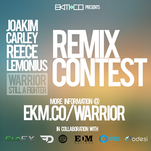 """WARRIOR"" REMIX CONTEST!"