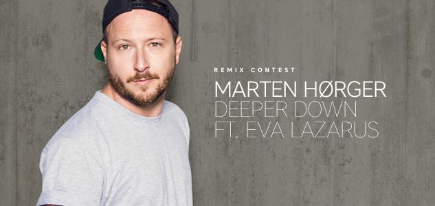 Remix Contest; Marten Horder - Deeper Down