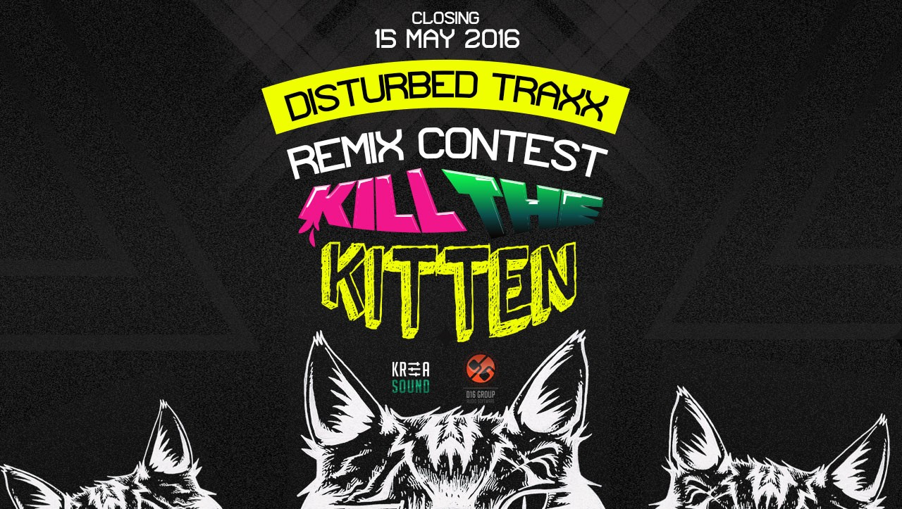 Disturbed Traxx - Remix Contest
