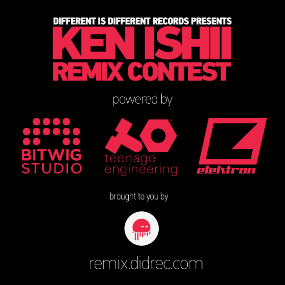 Ken Ishii Remix Contest