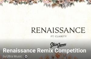 Steve James - Renaissance Remix Competition