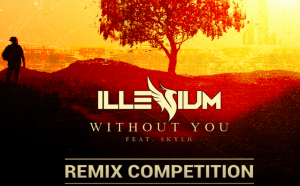Remix Illenium and spin at Mysteryland