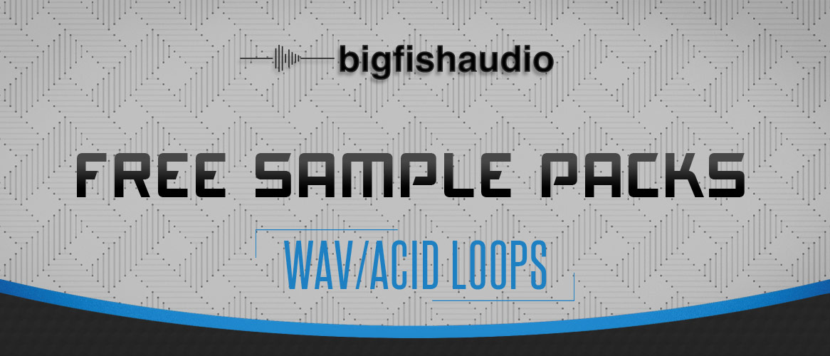 Big Fish Audio; free sample packs