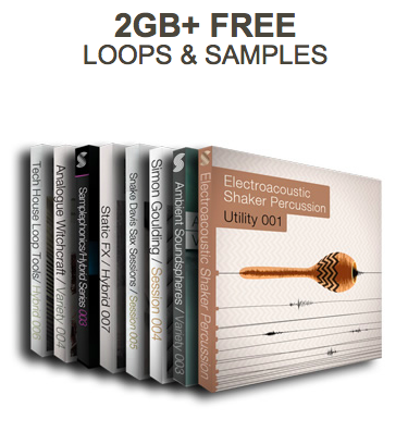 SamplePhonics; lots of free Loops & Samples