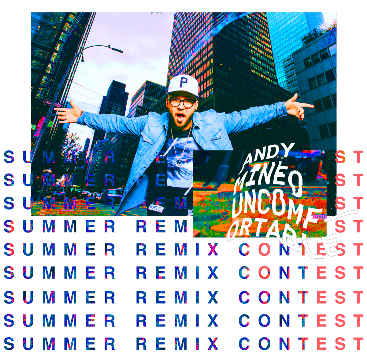 Uncomfortable Summer Remix Contest