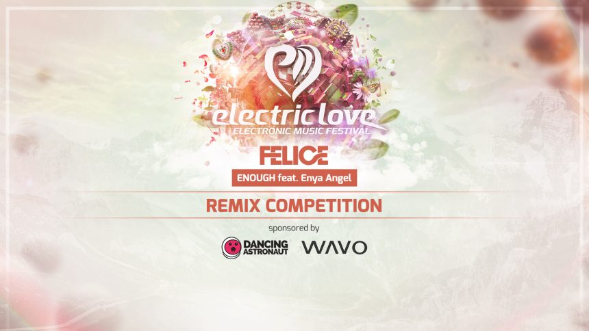 Remix and play at Electric Love Festival 2016!