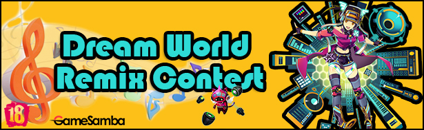 Dream World Remix Contest