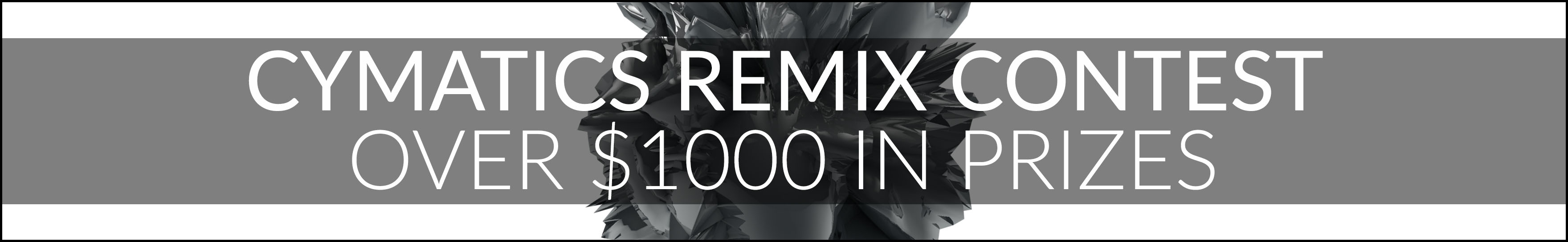Cymatics Remix Contest