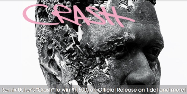 "Remix Contest; Usher - ""Crash"""