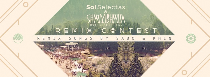 Shambhala's Music Festival Remix Contest 2016