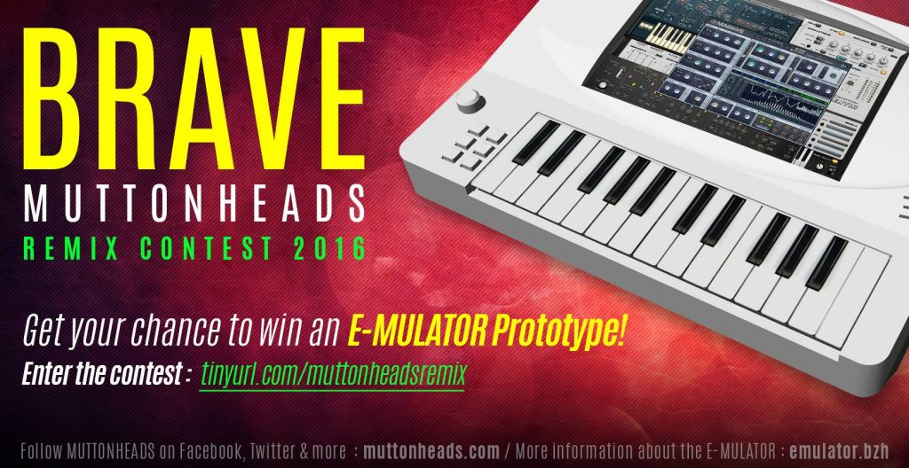 Remix Contest of Muttonheads - BRAVE