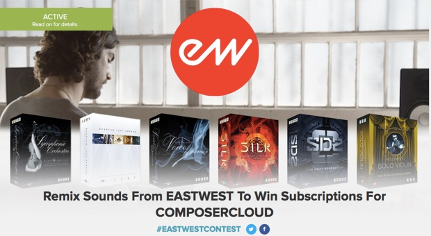 Remix Contest with Sounds From EASTWEST