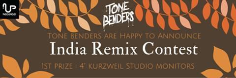 Tone Benders - Triplet Pig India Remix Contest