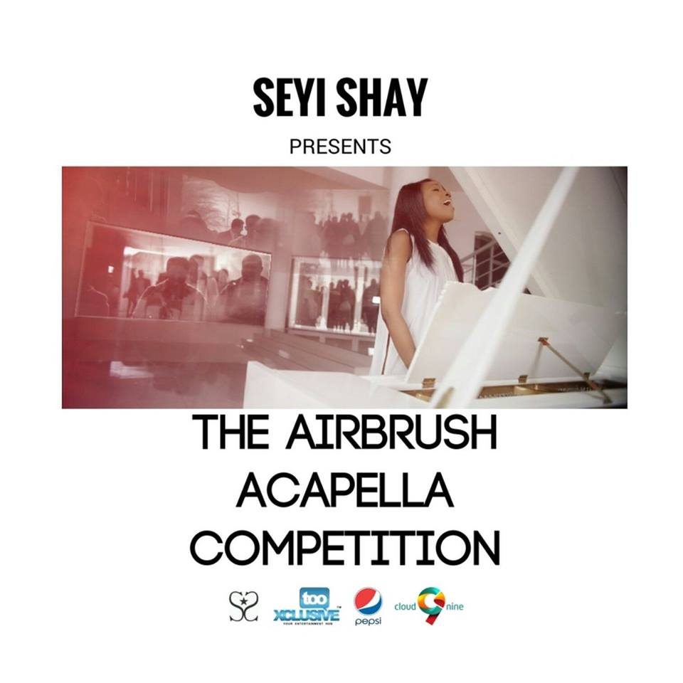 Seyi Shay Remix Competition Air Brush