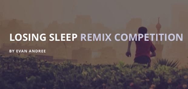 Remix Evan Andree - Losing Sleep