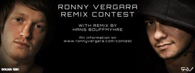 Ronny Vergara Remix Contest