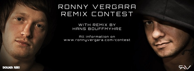 Ronny Vergara Remix Contest
