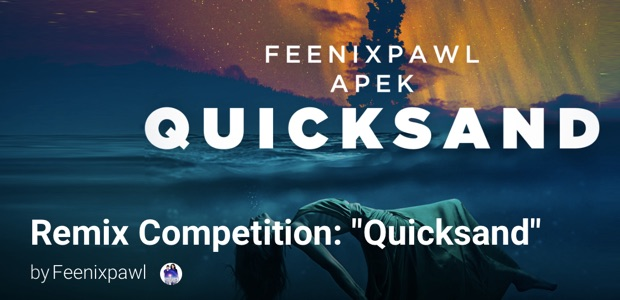 Quicksand - Remix Competition by WAVO