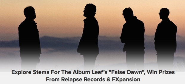 Remix The Album Leaf - False Dawn