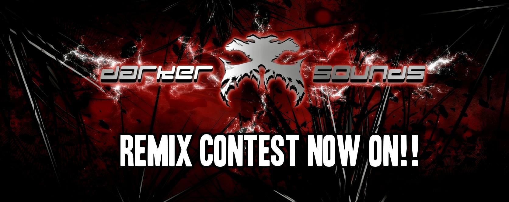 Darker Sounds Remix Contest 2016