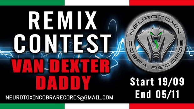 Remix Contest Van Dexter - Daddy