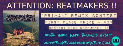 """""""Primal"""" Remix Contest"""