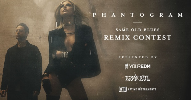 Remix Phantogram - Same Old Blues