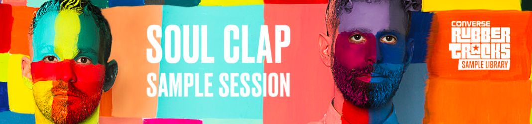Soul Clap - Converse Rubber Tracks Remix Comp