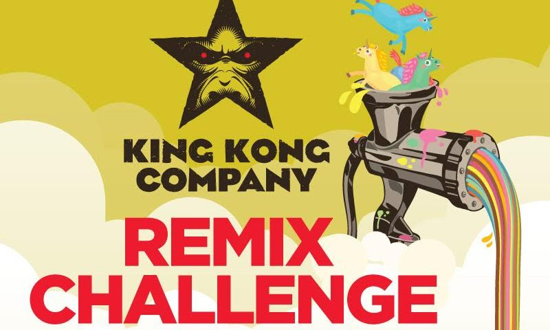 King Kong Company Remix Competition