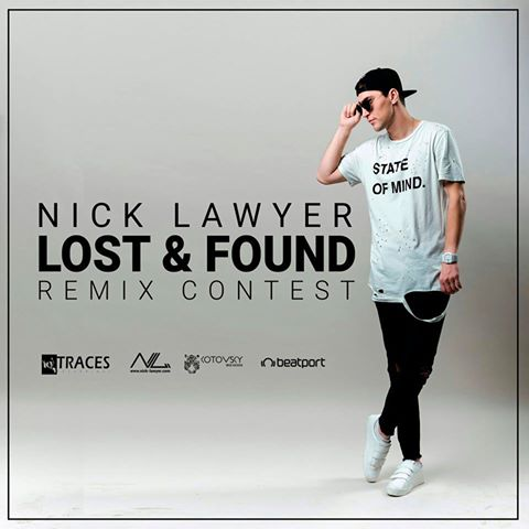 Remix Nick Lawyer - Lost & Found