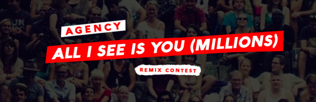 Agency Remix Competition; All I see is you (millions)