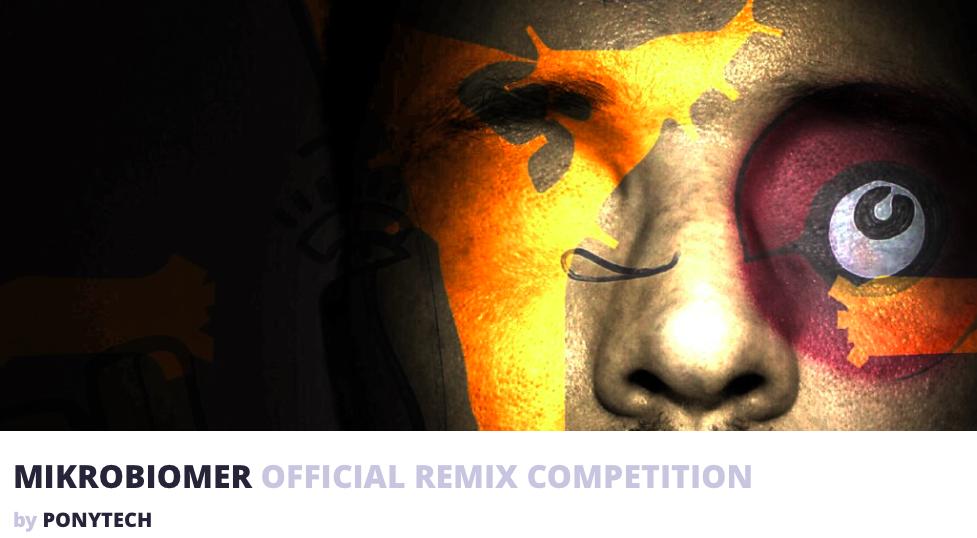 Ponytech - Mikrobiomer Remix Contest