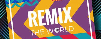 Global Local Remix Space - Remix the World