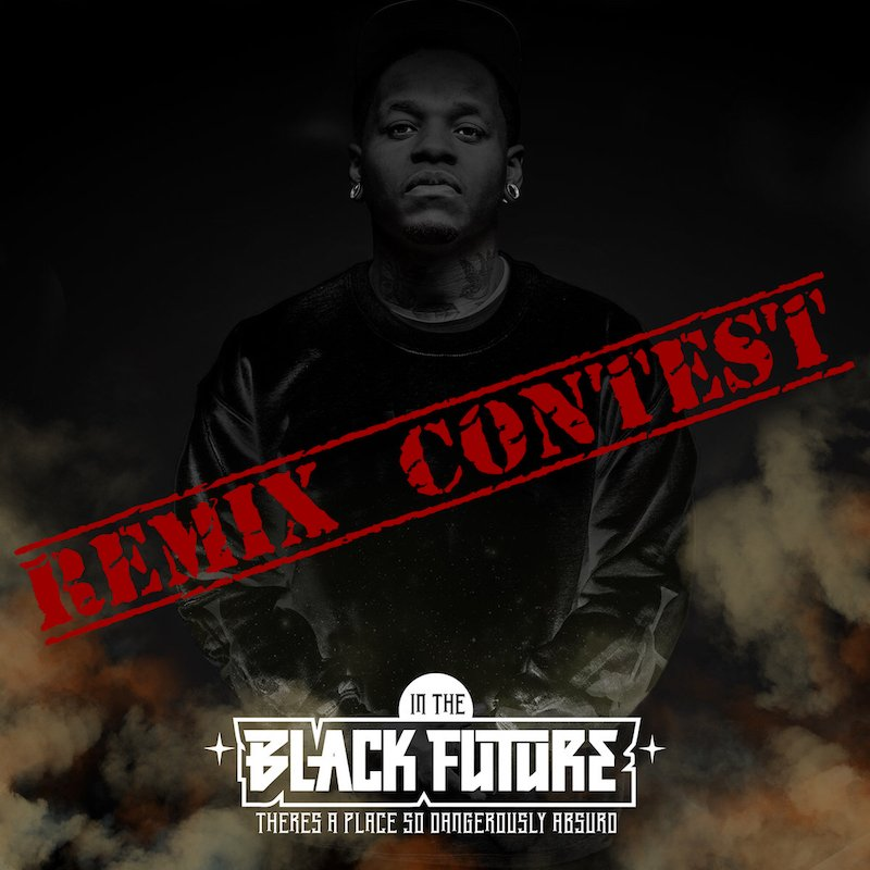 Enter Jabee's Black Future Remix Contest
